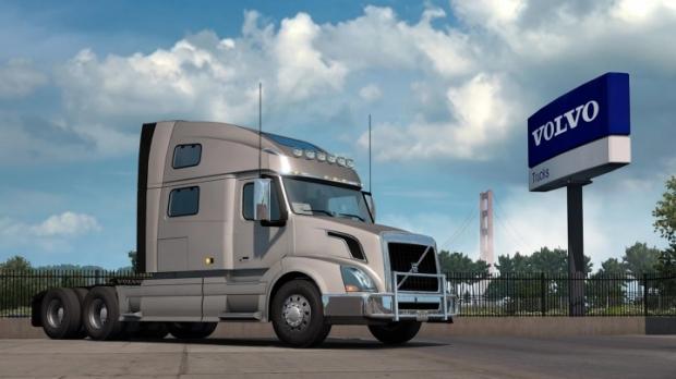 ATS - Aradeth Volvo VNL670 Update (1.41.x)