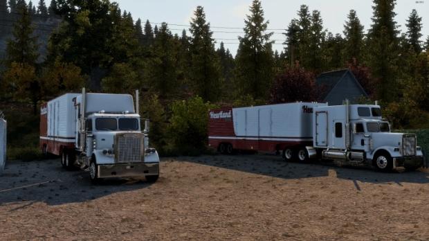 ATS - Freightliner FLC Truck (1.41.x)