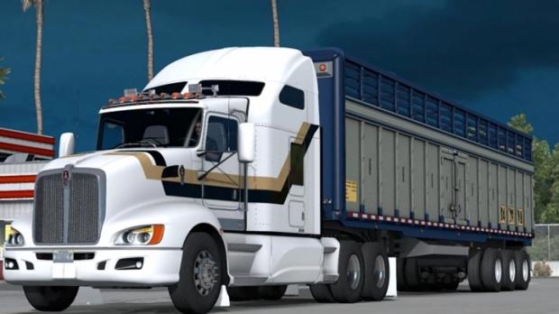 ATS - Kenworth T660 Truck (1.41.x)