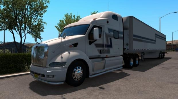 ATS - Peterbilt 387 Truck V1.3 (1.41.x)