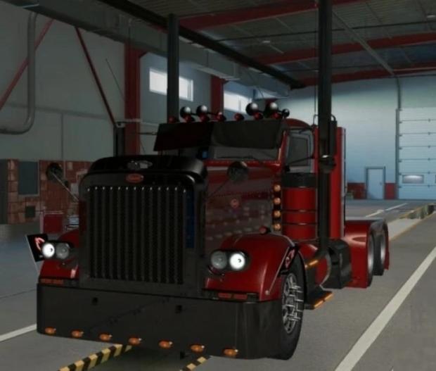 ATS - Peterbilt 389 Custom Truck V1.3 (1.41.x)