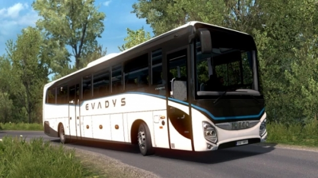 ETS2 - Iveco Evadys Line 13M V1.0.9.41 (1.41.x)