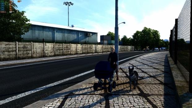 ETS2 - Living Cities V1.1 (1.41.x)