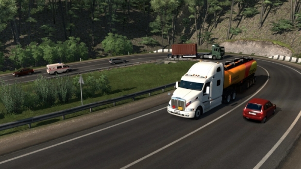 ETS2 - Peterbilt 387 Truck V1.3 (Update 27.09.21) 1.41.x