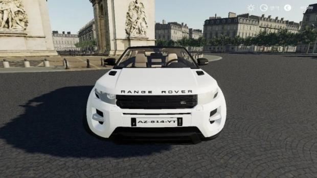 FS19 - Range Rover Evoque V1.0