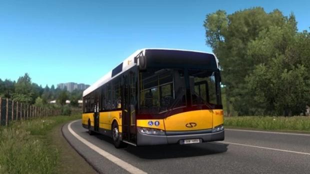 ETS2 - Solaris Urbino III 12 BVG V2.0.9.41 (1.41.x)