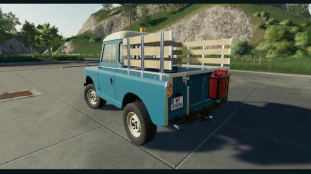 FS19 - AFM Santana 88 Pickup V1.1