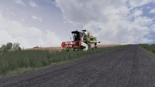 FS19 - Claas Dominator 88 Harvester V1.0
