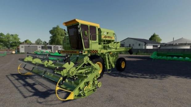 FS19 - Don 1500 B97 Harvester V1.0.0.2