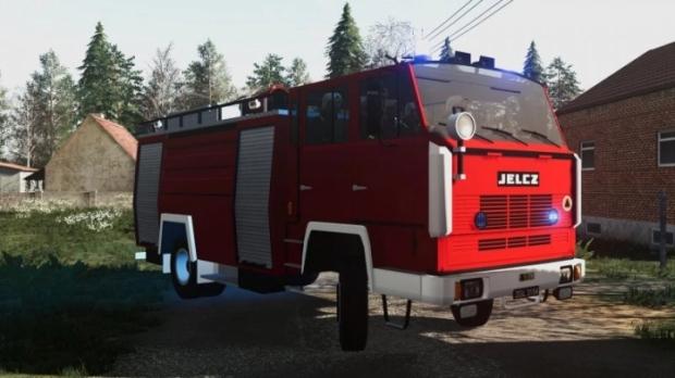 FS19 - GCBA 5/32 JELCZ 422 / JZS V1.0