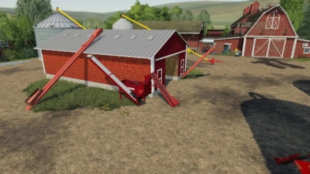 FS19 - Global Company Placeable Mill V1.0