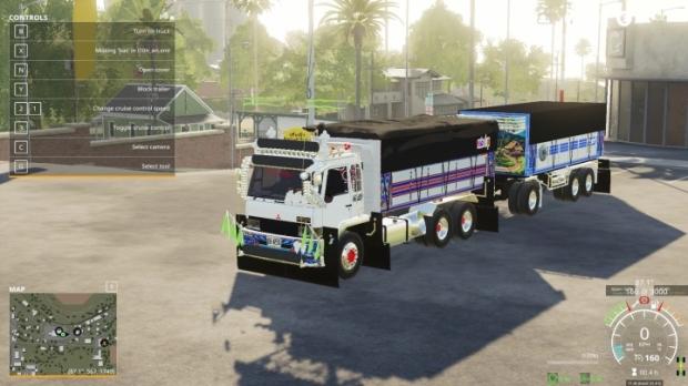 FS19 - Mitsubishi Fuso FN527 Truck V1.0