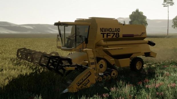 FS19 - New Holland TF Series V1.1
