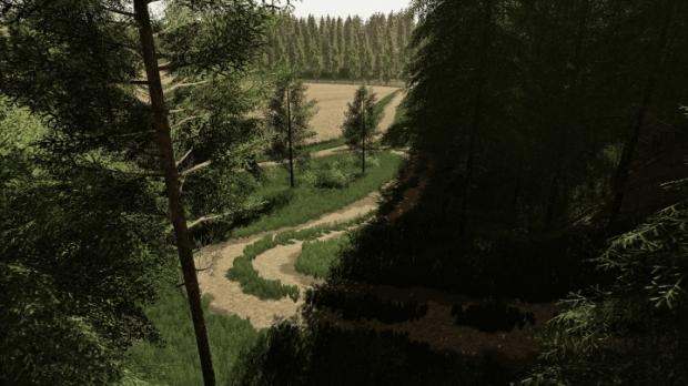 FS19 - Osiek (Ready Seven Farms) Map V2.2