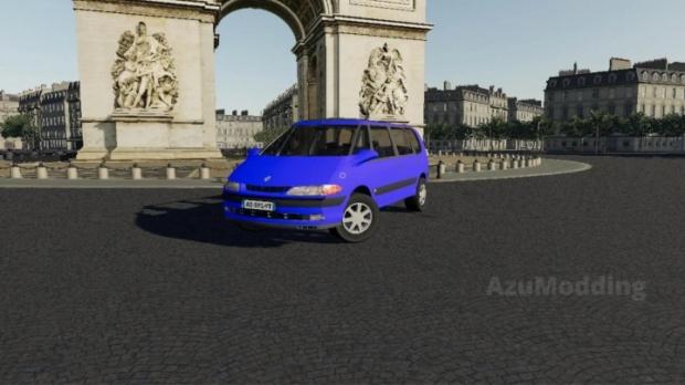 FS19 - Renault Espace 3 V1.2
