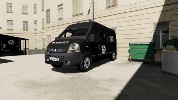 FS19 - Renault Master Raid V1.0