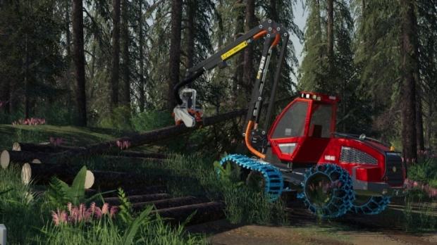 FS19 - Sampo HR46 Harvester Pack V1.0