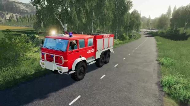 FS19 - Star 244 GBA Truck V1.0
