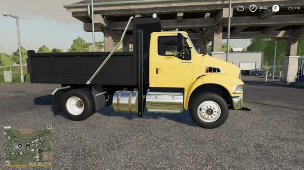 FS19 - Sterling Acterra Six-Wheeler Dump Truck V1.0