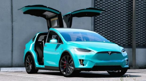 FS19 - Tesla Model X Dual Motors V1.0