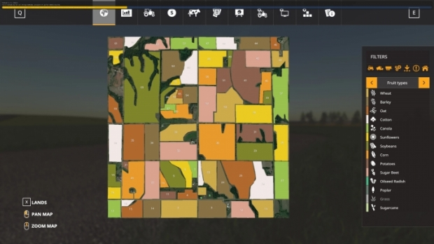 FS19 - Touhy Nebraska Map V1.0