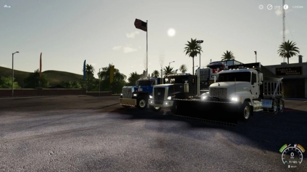FS19 - Trucks and AR Frames V1.0.1.0