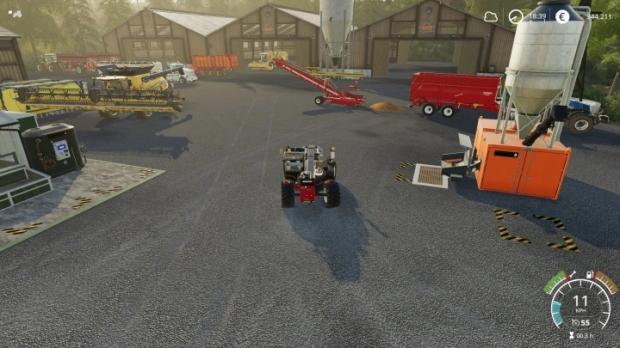 FS19 - Vehicle and Placeable Mod Pack