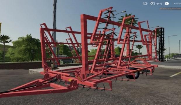 FS19 - AgroBear HeavyDuty HD8400 V1.0