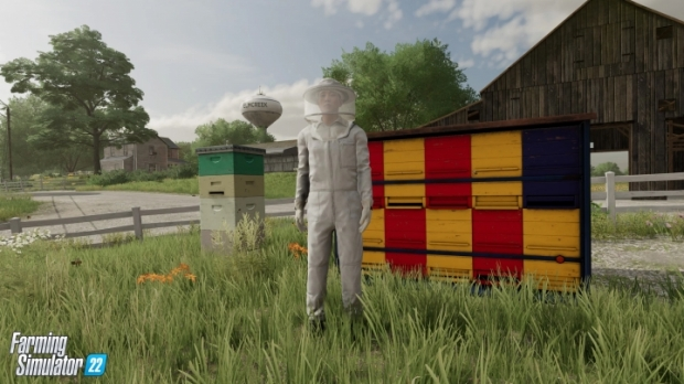 FS22 - Bees, Bees, Bees