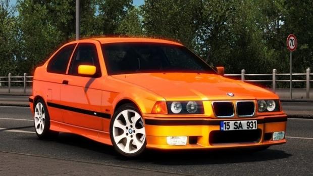 ETS2 - BMW E36 Compact (1.42.x)
