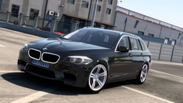 ETS2 - BMW M5 Touring (1.42.x)