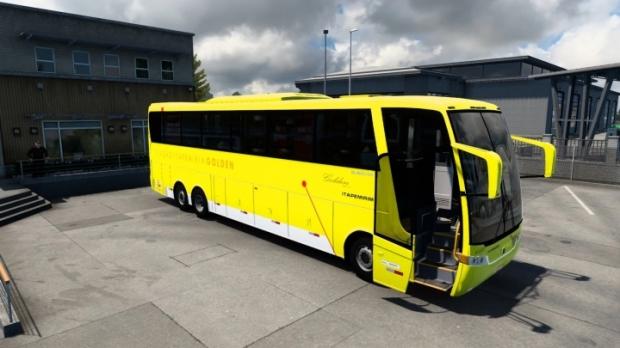 ETS2 - Busscar Jumbuss 360 VisstaBuss HI (1.42.x)