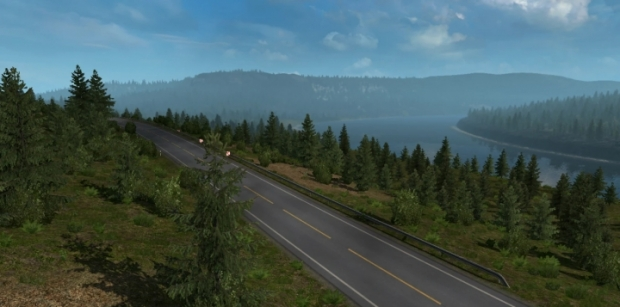 ETS2 - Canada Map V0.2.5 (1.42.x)