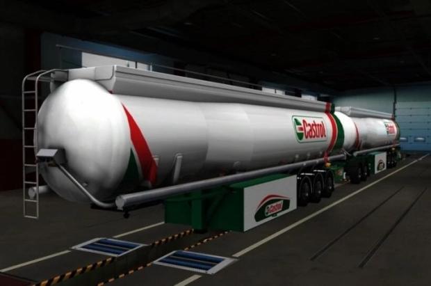 ETS2 - Fuel Cistern (1.42.x)