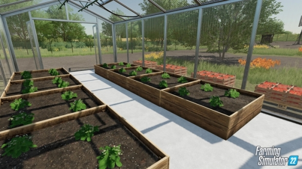 FS22 - Grow Some Vegetables