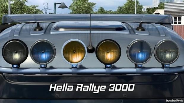 ETS2 - Hella Rallye 3000 V1.6 (1.42.x)
