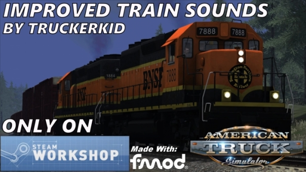 ATS - Improved Train Sounds (1.42.x)