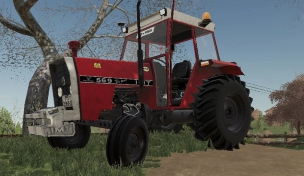 FS19 - IMT 560-569 Tractor V1.0