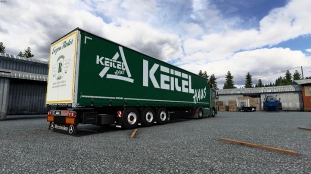 ETS2 - Kogel Trailers V1.0 23.10.21 (1.42.x)