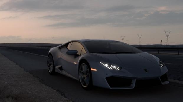ETS2 - Lamborghini Huracan LP580-2 2017 V1.0 (1.42.x)