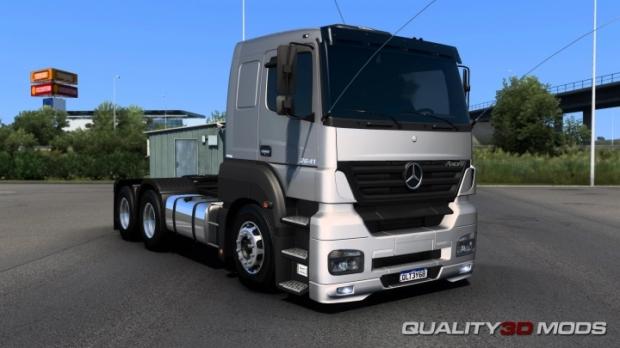 ETS2 - Mercedes-Benz Axor V1.1 (1.42.x)