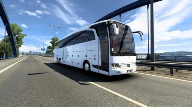 ETS2 - Mercedes Travego 17 SE (1.42.x)