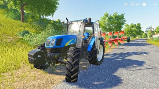 FS19 - New Holland T5070 V1.0