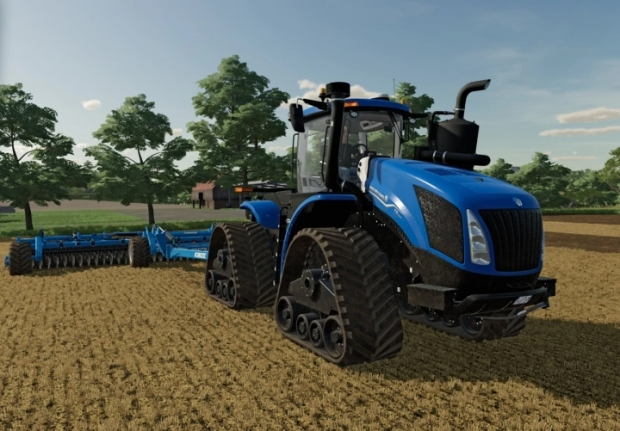 FS22 - New Holland T9 Series V1.0