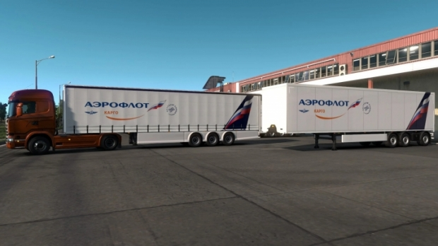 ETS2 - Real European Companies Reloaded (1.42.x)