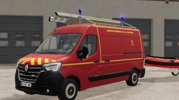 FS19 - Renault Master IV VTU V1.0