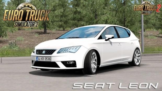 ETS2 - Seat Leon V1.8.1 (1.42.x)