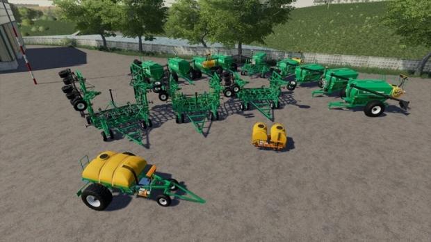 FS19 - Seeding Complex V1.0
