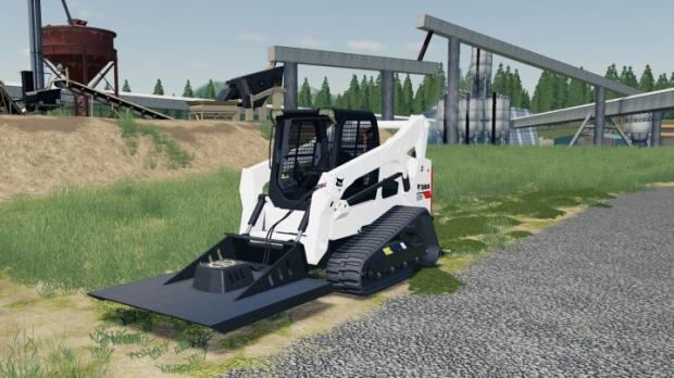 FS19 - Skid Steer Mower V1.0