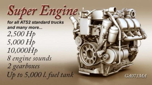 ATS - Super Engines & Transmissions (1.42.x)